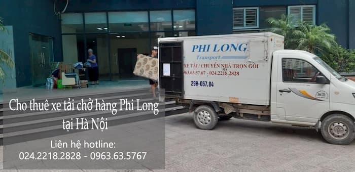 thuê xe tải 5 tạ chuyển nhà tại đường long biên 1