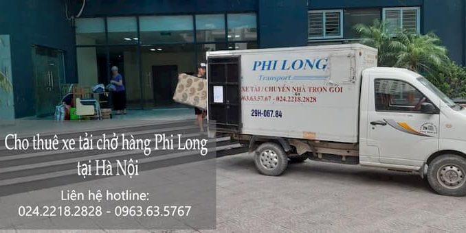 Xe tải chở hàng chất lượng Phi Long phố Tràng Tiền
