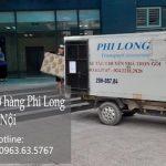 Taxi tải chất lượng cao Phi Long phố Trần Cung