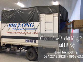 Phi Long xe tải chất lượng cao đường Miêu Nha