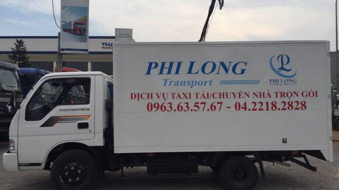 dịch vụ taxi tải tại hà nội tại đường mai phúc