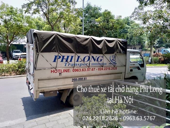 Phi Long cho thuê xe tải giá rẻ tại Hà Nội