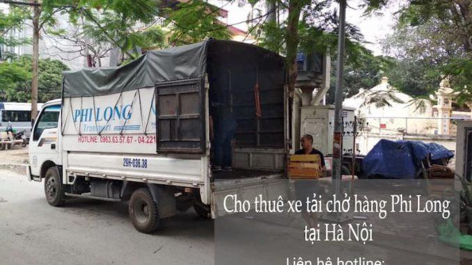taxi tải giá rẻ Phi Long giảm giá 20% dịch vụ