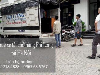 dịch vụ taxi tải Phi Long tại quận Thanh Xuân