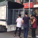 dịch vụ thuê xe tải chở hàng tại Kim Giang đi quận Long Biên