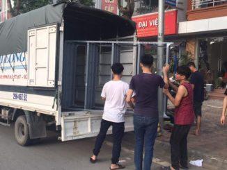 Dịch vụ thuê xe tải nhỏ chở hàng tại đường Bát Khối