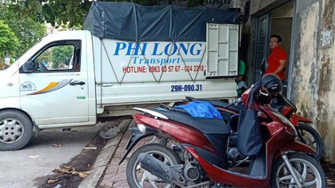 Cho thuê xe tải phố Nguyễn Thiếp đi Hải Dương