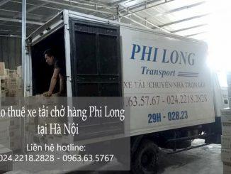 Thuê xe tải vận chuyển phố Mai Anh Tuấn đi Quảng Ninh
