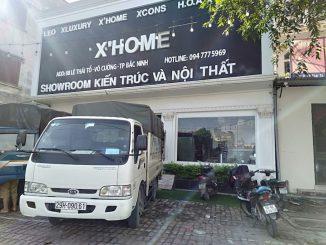 taxi tải giá rẻ phố Đặng Tất đi Quảng Ninh