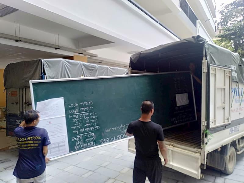 thuê xe tải Phi Long tại khu đô thị Ciputra - Nam Thăng Long