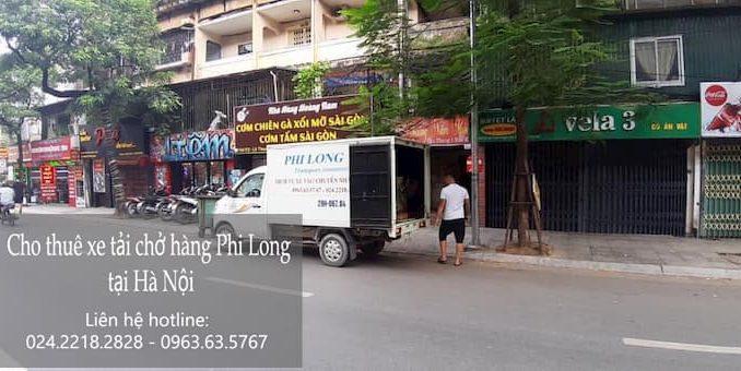 công ty taxi tải tại hà nội vận chuyển từ phố An Xá đi Hải Dương