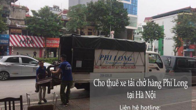 Taxi tải chở hàng từ phố Thanh Bảo đi Hải Dương