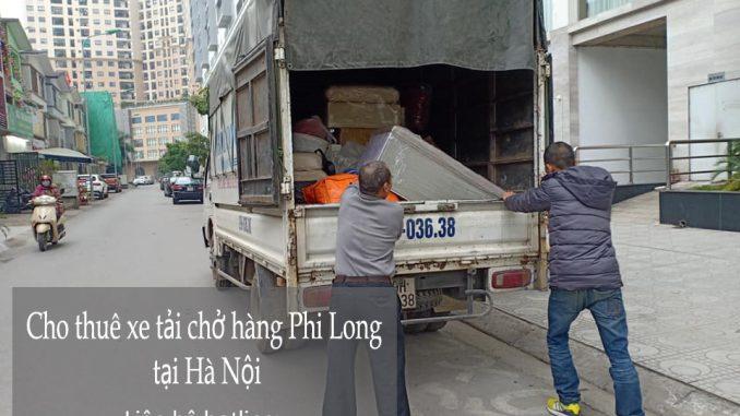 Taxi tải chở hàng phố Ngọc Hà đi Hải Dương