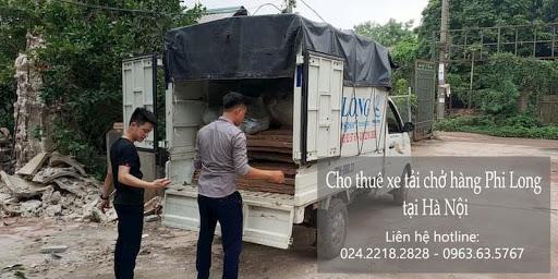 dịch vụ taxi tải giá rẻ phi long tại khu đô thị Phùng Khoang