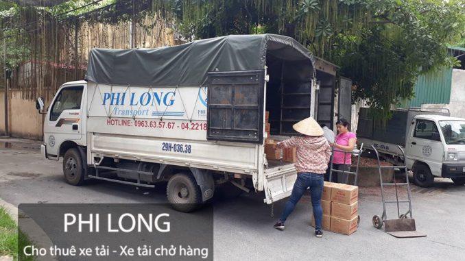 Dịch vụ taxi tải giá rẻ tại đường Kim Đồng