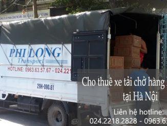 Taxi tai gia re tai ha noi phi long tại đường Vạn Hạnh