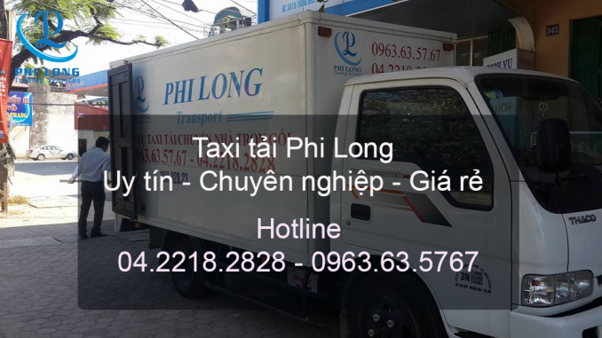 Dịch vụ taxi tải tại đường Đại Mỗ đi Bắc Ninh