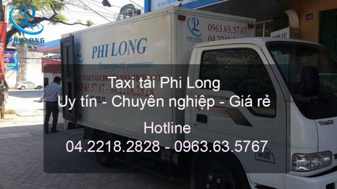 Taxi tải tại đường Nguyễn Văn Cừ đi Ninh Bình