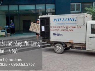 Taxi tải chở hàng phố Nam Tràng đi Thanh Hóa