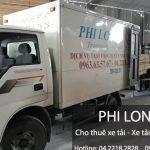 Taxi tải giá rẻ tại đường Nguyễn Khoái đi Hải Phòng