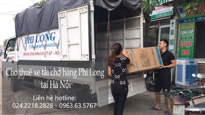 Dịch vụ xe tải tại huyện Quốc Oai