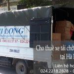 Dịch vụ cho thuê xe tải từ Hà Nội đi Ninh Bình