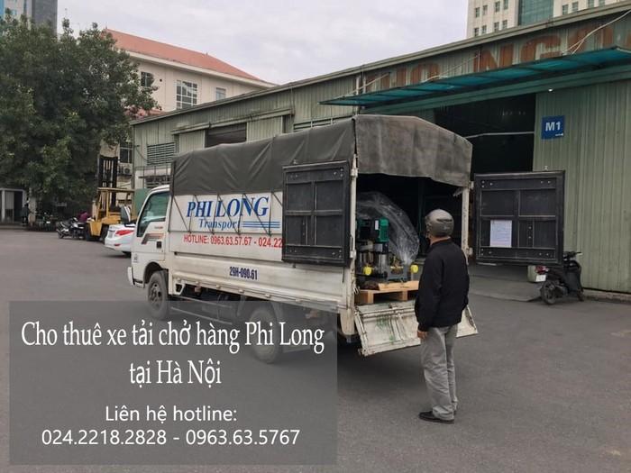 Dịch vụ vận tải từ Hà Nội đi Điện Biên