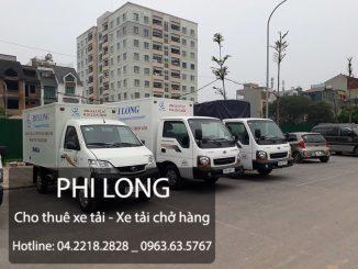 Dịch vụ taxi tải phố Dã Tượng đi Quảng Ninh