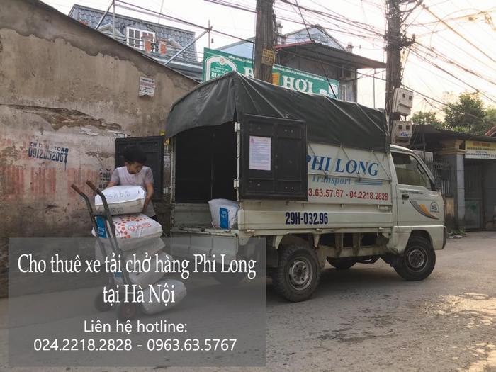 Taxi tải vận chuyển phố Hàng Buồm đi Hòa Bình