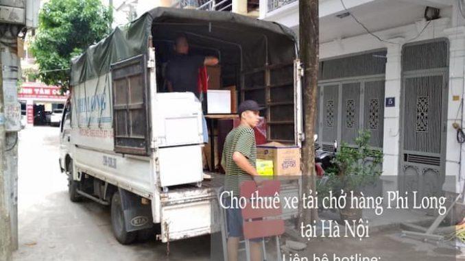 Dịch vụ cho thuê xe tải từ Hà Nội đi Thái Bình