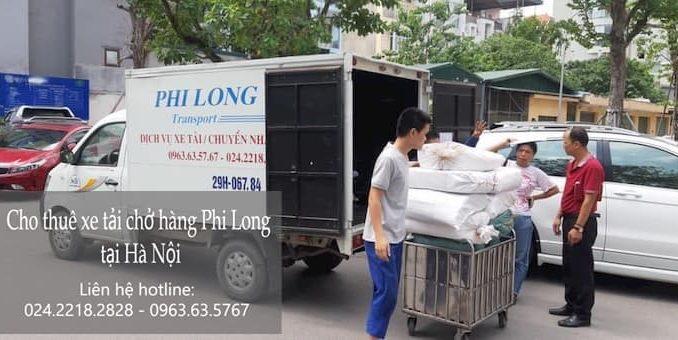 Dịch vụ taxi tải phố Tràng Tiền đi Hòa Bình