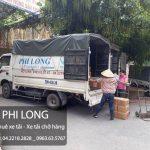 Taxi tải Phi Long từ đường Đồng Dinh đi Hà Nam