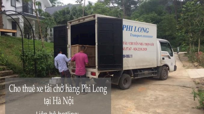 Dịch vụ taxi tải tại đường Bằng Liệt đi Thanh Hóa