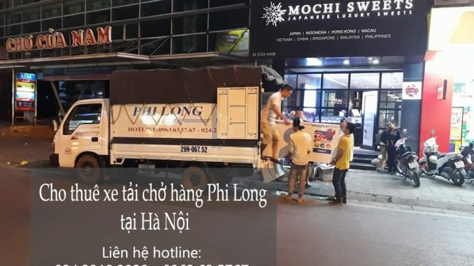 Taxi tải giá rẻ tại đường Nguyễn Xiển đi Cao Bằng