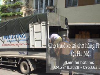 Taxi tải Phi Long phố Hàng Khay đi Quảng Ninh