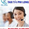 Tổng đài taxi tải giá rẻ Phi Long