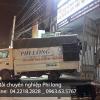 Dịch vụ vận chuyển hàng hóa Hà Nội đi Sài Gòn