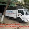 Cho thuê xe tải giá rẻ tại huyện Đông Anh
